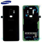 Original Samsung Galaxy S9 Plus G965F Akkudeckel Battery Cover Backcover Black GH82-15660A