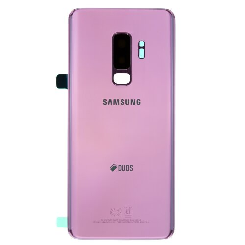Original Samsung Galaxy S9 Plus G965F Akkudeckel Battery Cover Backcover Lila Purple GH82-15660B