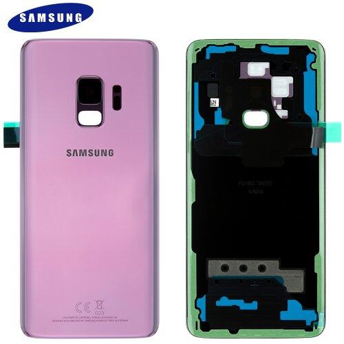 Original Samsung Galaxy S9 Duos G960F G960F/DS Akkudeckel Backcover GH82-15875B Lila Purple