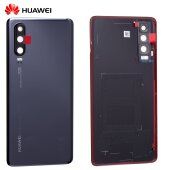 Original Huawei P30 Akkudeckel Battery Cover Backcover...
