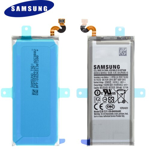 Original Samsung Galaxy Note 8 N950F Akku Batterie Battery GH82-15090A / EB-BN950ABE 3300mAh