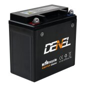 Gel Motorrad Batterie 12N9-4B-1 YB9-B CB9-B 12V 9Ah ATV Motorroller Quad Wartungsfrei