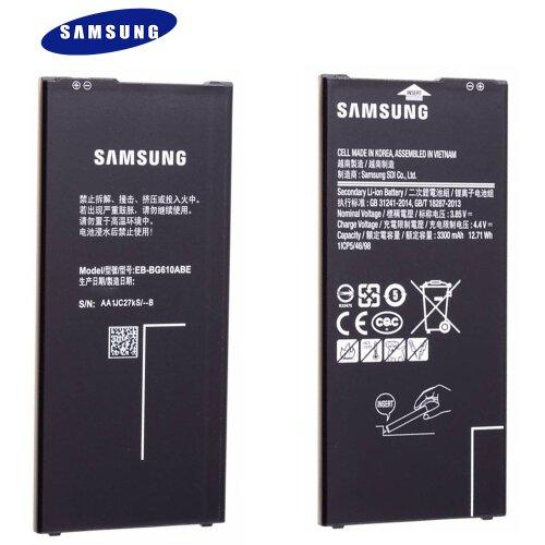 Original Samsung Galaxy J4 Plus J415F / J6 Plus J610F Akku Battery EB-BG610ABE 3300mAh