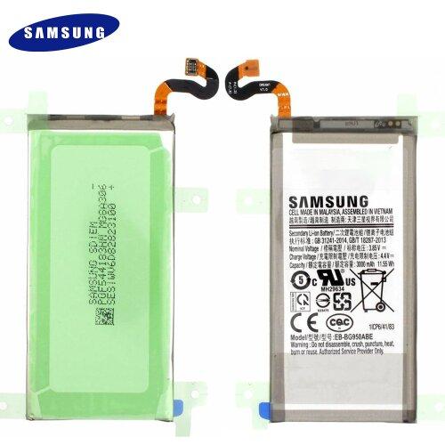 Original Samsung Galaxy S8 G950F Akku Batterie Battery EB-BG950ABE 3000mAh