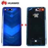 Original Huawei Honor View 20 V20 Akkudeckel Battery Cover Backcover mit Fingerprint Blau