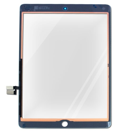 iPad 7 2019 10.2 A2197 A2200 A2198 Touchscreen Digitizer Display Glas Scheibe Weiß