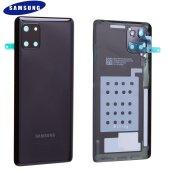 Original Samsung Galaxy Note 10 Lite N770F Akkudeckel Back Cover Schwarz GH82-21972A