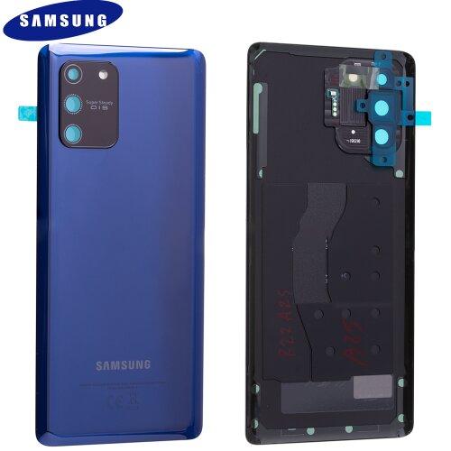 Original Samsung Galaxy S10 Lite G770F Akkudeckel Back Cover Prism Blue GH82-21670C