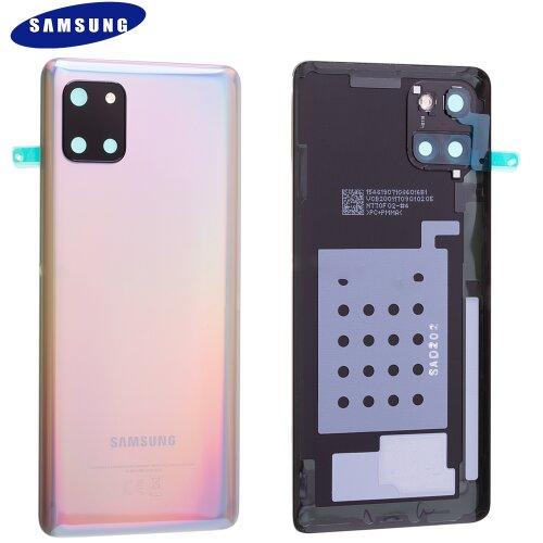 Original Samsung Galaxy Note 10 Lite N770F Akkudeckel Back Cover Aura Glow GH82-21972B