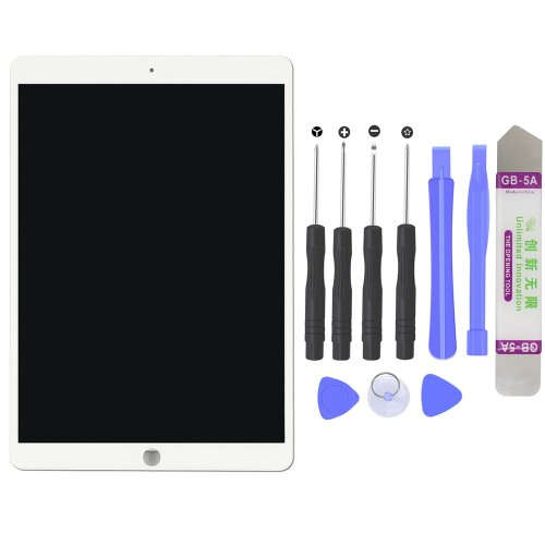 iPad Air 3 10.5 A2152 A2123 A2153 A2154 LCD Display Touchscreen RETINA Bildschirm Weiß