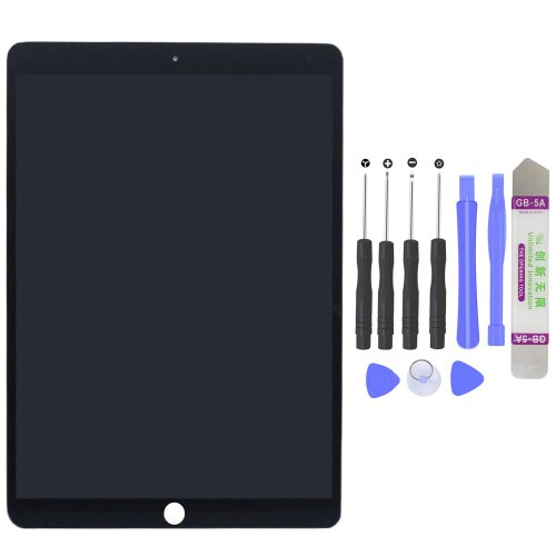 iPad Air 3 10.5 A2152 A2123 A2153 A2154 LCD Display Touchscreen RETINA Bildschirm Black