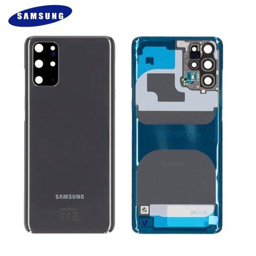 Original Samsung Galaxy S20 Plus G985F / S20 Plus 5G G986B Akkudeckel Back Cover Grau