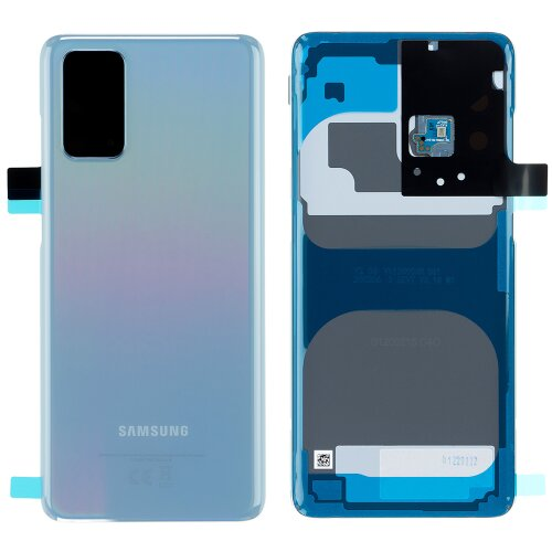 Original Samsung Galaxy S20 Plus G985F 5G G986B Akkudeckel Back Cover Cloud Blau