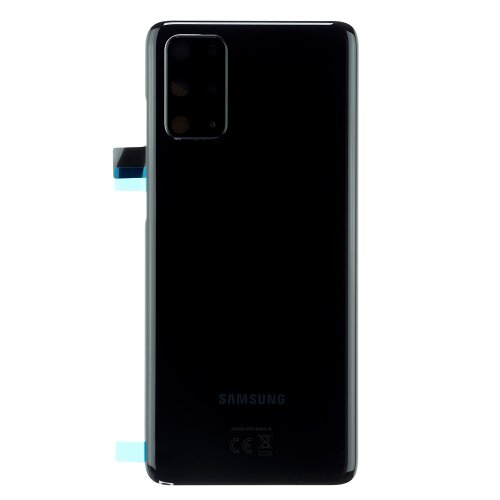 Original Samsung Galaxy S20 Plus G985F 5G G986B Akkudeckel Back Cover Cosmic Schwarz