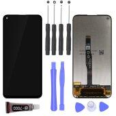 Huawei P40 Lite LCD Display Bildschirm Glas Scheibe Touch...