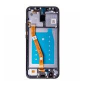Huawei Mate 20 Lite LCD Display Bildschirm Glas Scheibe Touch Screen Rahmen Schwarz