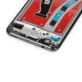 Huawei P Smart Z LCD Display Bildschirm Glas Scheibe Touch Screen Rahmen Schwarz