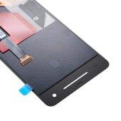 Google Pixel 2 LCD Display Bildschirm Glas Scheibe Touch Screen Schwarz