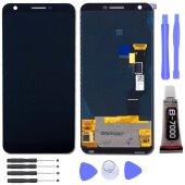 Google Pixel 3a XL LCD Display Bildschirm Glas Scheibe...