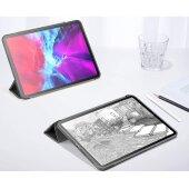 Smart Cover für iPad Pro 2020 12.9 Zoll Schutzhülle Slim-Case Klapp Tasche Schwarz
