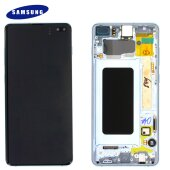 Original Samsung Galaxy S10 Plus G975F GH82-18849C LCD...
