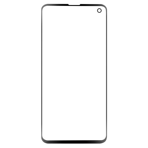 Samsung Galaxy S10e SM-G970F Front Glas Touch Screen LCD Display Scheibe Schwarz