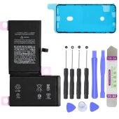 iPhone XS Max 6.5 Akku Battery Batterie 3174mAh...