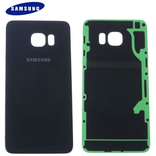 Original Samsung Galaxy S6 EDGE Plus G928F Akkudeckel Back Cover GH82-10336B Schwarz