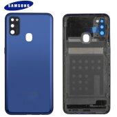 Original Samsung Galaxy M21 2020 M215 Akkudeckel Battery...
