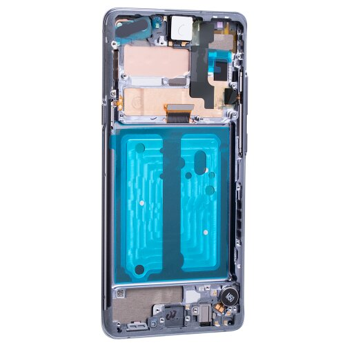 Original Samsung Galaxy S10 5G G977B LCD Display Touch Screen GH82-20442B Schwarz
