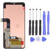 LG G8X ThinQ LCD Display Bildschirm Glas Scheibe Touch...