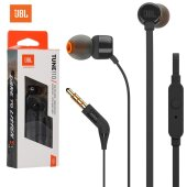Original JBL T110 In-Ear Headset Stereo Kopfhörer 3,5mm...