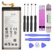 LG G7 ThinQ BL-T39 Power Ersatz Akku Batterie Battery...