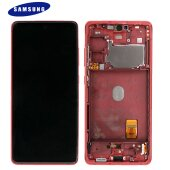 Samsung Galaxy S20 FE G780F LCD Display Touch Screen...