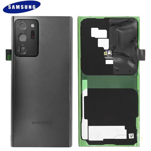 Original Samsung Galaxy Note 20 Ultra 5G N986 Akkudeckel Back Cover GH82-23281A Schwarz