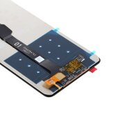 Huawei P40 Lite 5G CDY-NX9A LCD Display Bildschirm Glas Scheibe Touch Screen Schwarz