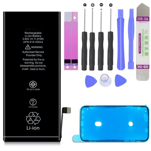 iPhone 11 6.1 Zoll Akku Battery Batterie 3110 mAh APN:616-00641