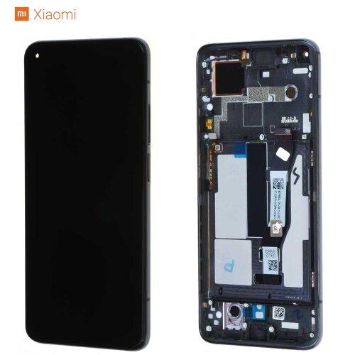 Original Xiaomi Mi 10T / 10T Pro LCD Display Touch Screen Bildschirm Schwarz
