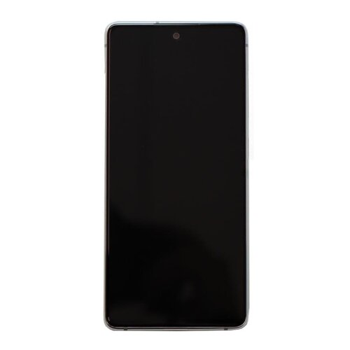 Samsung Galaxy S20 FE 5G G781F LCD Display Touch Screen GH82-24214B / GH82-24215B Weiß