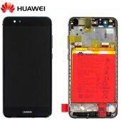 Huawei P10 Lite LCD Display Touchscreen Bildschirm Rahmen...