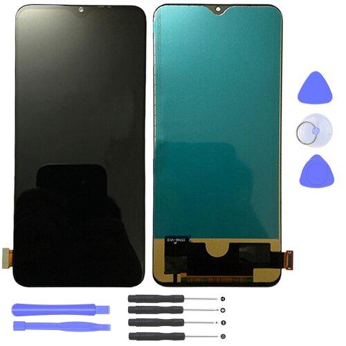 Xiaomi Mi 10 Lite 5G LCD Display Bildschirm Glas Scheibe Touch Screen Schwarz
