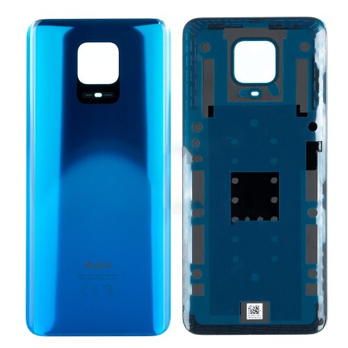 Original Xiaomi Redmi Note 9S Akkudeckel Back Cover 550500004Z1Q Blau