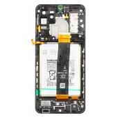 Original Samsung Galaxy A32 5G A326B 2021 LCD Display Touch Screen Bildschirm Schwarz