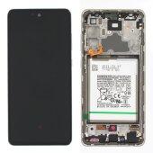 Original Samsung Galaxy A72 A725F LCD Display Touch...