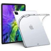 iPad Pro 11 (2021) Schutz Hülle Silikon Back Cover...