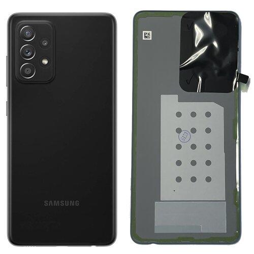 Original Samsung Galaxy A52 A525F / 5G A526B Akkudeckel Back Cover GH82-25428A Schwarz