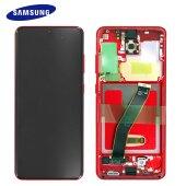 Original Samsung Galaxy S20 G980F S20 5G G981F LCD...