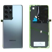 Original Samsung Galaxy S21 Ultra 5G G998B Akkudeckel...