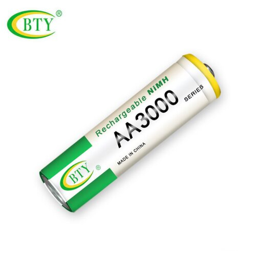 8x AA Wiederaufladbare Wiederaufladbar Rechargeable Akku Batterie 3000mAh NI-MH