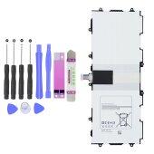Akku für Samsung Galaxy Tab 3 10.1 Zoll P5200 P5210 P5220 Batterie Battery T4500E 6800mAh